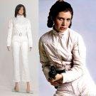 Star Wars A New Hope Princess Leia Organa White Jumpsuit
