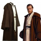 Star Wars Obi-Wan Kenobi Jedi Tunic Robe Costume