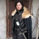 Game of Thrones 2 Jon Snow Adult Men's Halloween Costume Custom Made