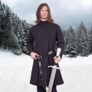 Game of Thrones Jon Snow Night's Costume Watch Gambeson Coat
