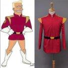 Sitcom Futurama Captain Zapp Brannigan Red Uniform