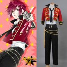 MARGINAL#4 Idol of Supernova Atom Kirihara Uniform Costume