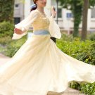 Princess Anastasia Yellow Dress Anastasia Costume