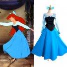 The Little Mermaid Princess Ariel Blue Dress