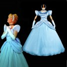Princess Cinderella dress adult princess cosplay costume