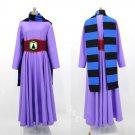 Lady Batman Cosplay Costume Dress