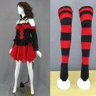 Momo velia Deviluke To Love Ru Darkness Red Dress