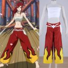 Fairy Tail Cosplay Costume for Women Elza Scarlet Halloween Carnival Cosplay Costume
