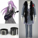 VOCALOID Gakupo 2 Black Cosplay Costume
