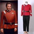 Star Trek II-VI Wrath of Khan starfleet Costume Uniform