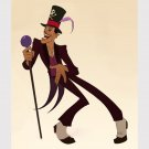 Disney The Princess and the Frog  Dr. Facilier Cosplay Costume