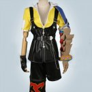 Final Fantasy 10 Tidus Cosplay Costume mens cosutme
