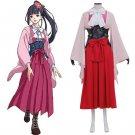 Kabaneri of the Iron Fortress Ayame Yomogawa Cosplay Dress