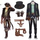 Tales of Zestiria the X Dezel Cosplay Costume
