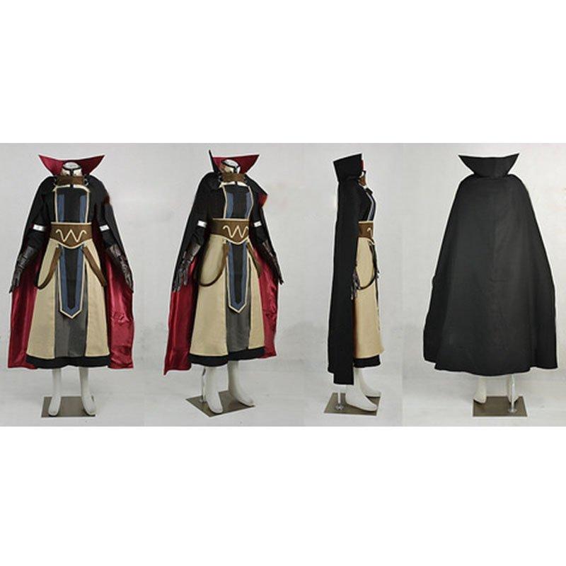 Fire Emblem Awakening Laurent Cosplay Costume