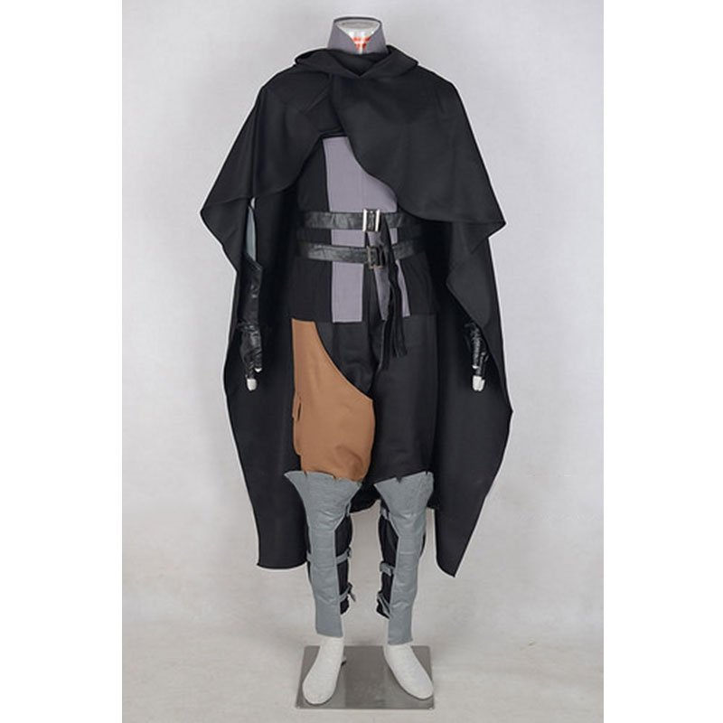Fire Emblem Awakening Gaius Game Cosplay Costume