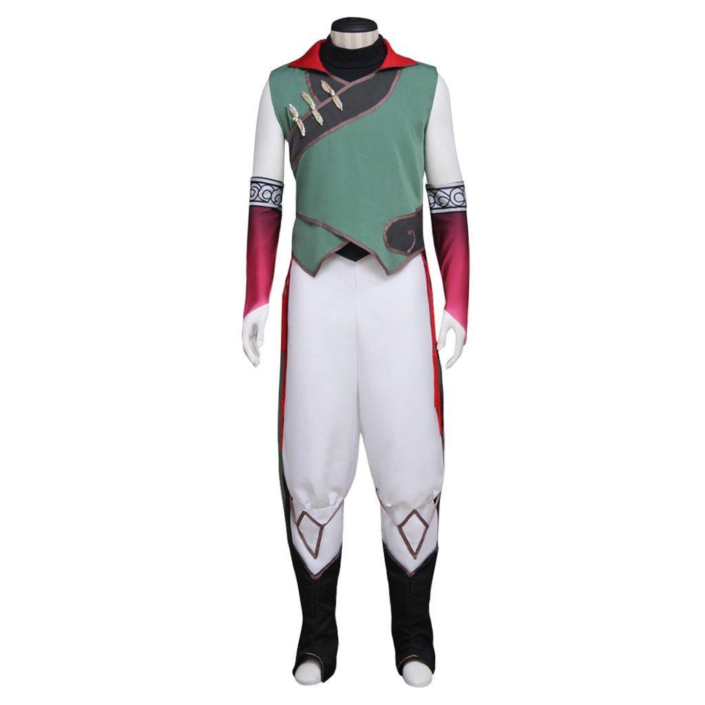 RWBY Lie Ren Cosplay Costume Mens Costume Custom Made