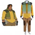 Voltron: Legendary Defender Tsuyoshi Hunk Garrett Cosplay Costume
