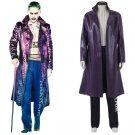 Batman Suicide Squad Joker Cosplay Costume For Men