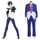 Machiavellism Nomura fudou Cosplay Costume Busou Shoujo Machiavellism Uniform Outfit Custom Made