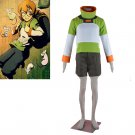 Pidge Cosplay Costume from Voltron: Legendary Defender Top and Short
