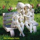 Pals & Pooch Garden Sculpture