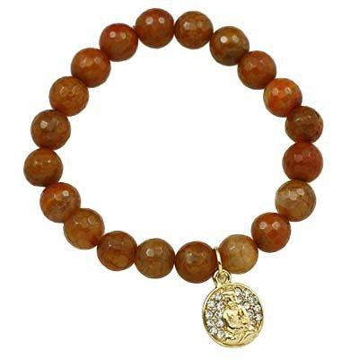 Buddha Natural Stone Bracelet