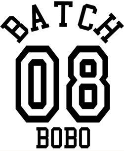 Batch o8 Bobo Sticker