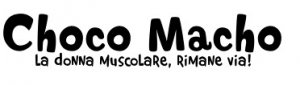 Choco Macho Italiano Sticker