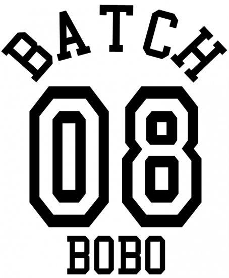 Batch 08 Bobo Shirt