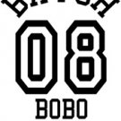 Batch 08 Bobo Sticker Reloaded