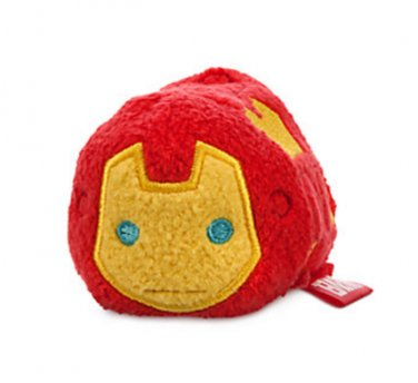 Marvel Iron Man Disney Parks Mini Tsum Tsum