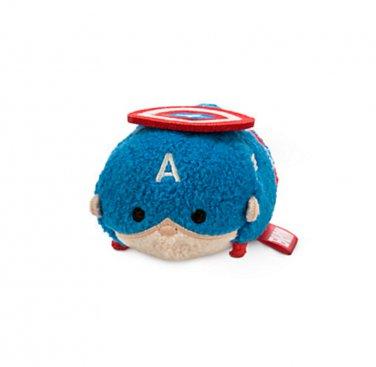 Captain America Disney Store Mini Tsum Tsum