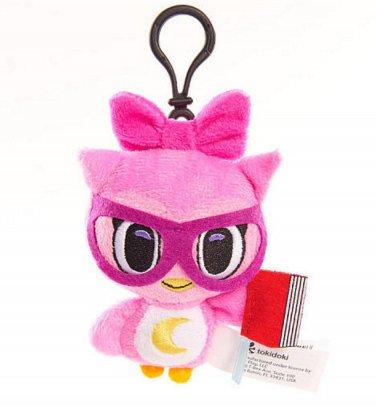 Neon Star X Tokidoki Small Plush Keychain - Owl Nerdy