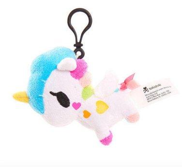 Neon Star by Tokidoki Keychain Plush - Bella