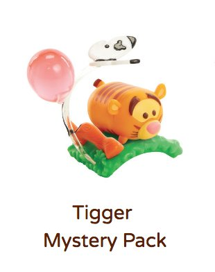 Tigger Tsum Tsum Vinyl Mystery Stack Pack (Series 4)