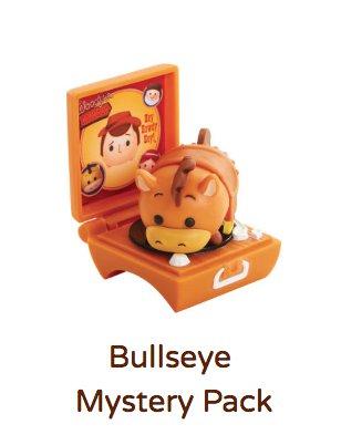Bullseye Tsum Tsum Vinyl Mystery Stack Pack (Series 4)