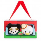 Mickey and Donald Italy Tsum Tsum Set Disney Store (Set of 2)