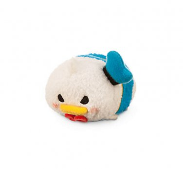 Donald Duck (Mad) Disney Store Mini Tsum Tsum