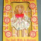 Dolly Walker By Admiration Ginger Spin off Doll 1950&#39;s