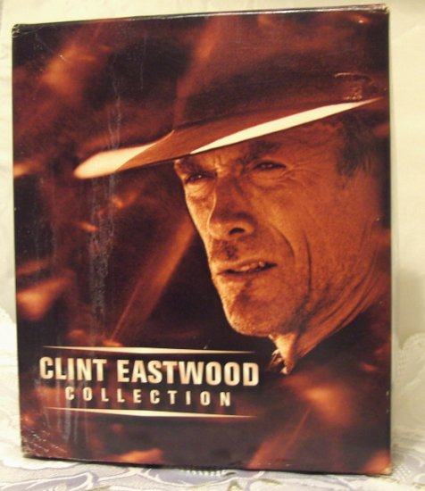 Clint Eastwood Collection 6 VHS Movies SEALED! Dirty Harry etc.