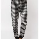 Monochrome Dogtooth Checked Joggers (RP328080)