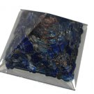 Lapis Lazuli Orgonite - Huge Piece - With gift pack and surprise gift