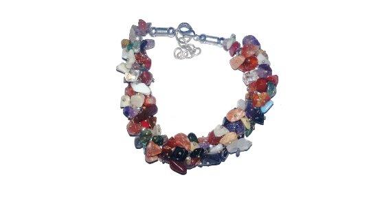 Multi Crystal Bracelet