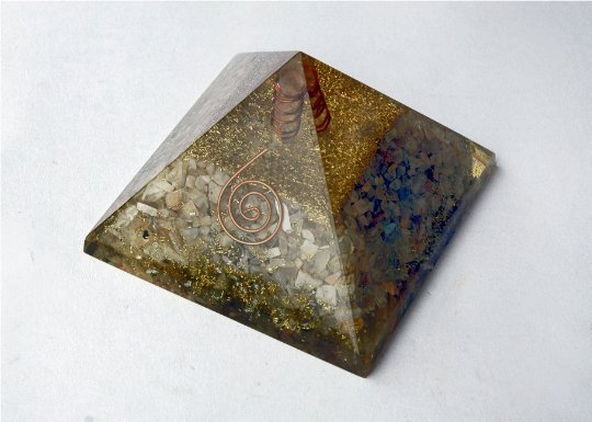 Moon Stone Orgonite