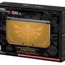 Nintendo New 3DS XL - Hyrule Gold Edition - Free Shipping