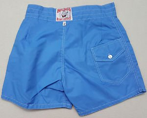 Birdwell Beach Britches Men's Boardshorts Surf Trunks Blue Shorts Size 29