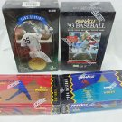 4 Sealed MLB Baseball Hobby Boxes 1994 1993 Pinnacle Series 1 1993 Leaf Series 2