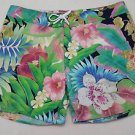 Polo Ralph Lauren Tropical Floral Swimwear Mens Board Surf Shorts Size 38