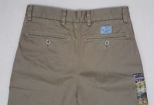 NWT Southern Tide Allen Fit Vintage Chino Khaki Shorts Size 28
